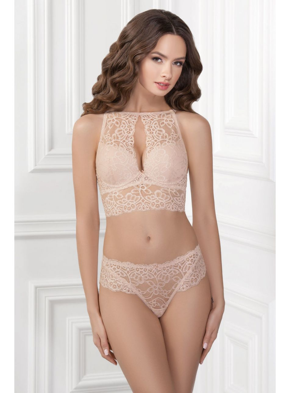 Бюстгальтер push-up KEIT в цвете пион от Jasmine lingerie
